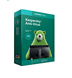 Kaspersky Anti-Virus Russian Edition.Продление на 2 ПК, 1 год